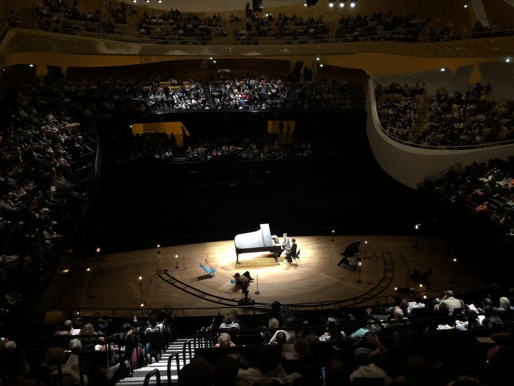 Nuits blanches à la philharmonie