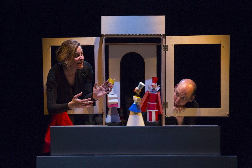 «La Princesse Maleine», un spectacle malin qui vous tient en haleine