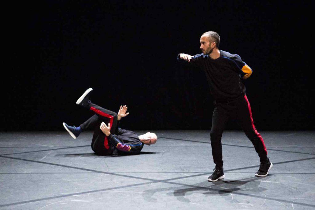 FESTIVAL ACTORAL – DÉSORDRE DE HUBERT COLAS & Mordre la machine de Julien Prévieux