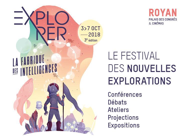 La troisième édition du Festival des Nouvelles Explorations explore «La Fabrique des intelligences»