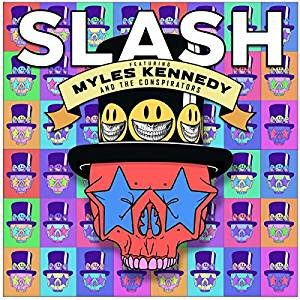 Slash Featuring Myles Kennedy & the Conspirators « Living The Dream »