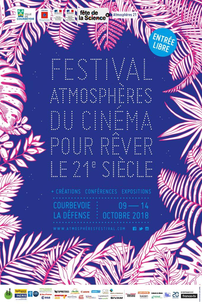 Palmarès du festival Atmosphères 2018