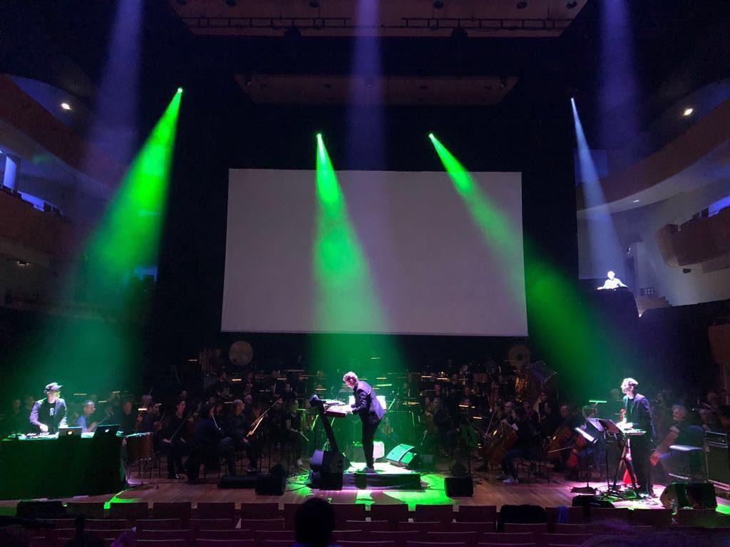 L'Electro Symphonic Project de Laurent Couson avec Charles Schillings et Tom Fire fait vibrer l'Opéra de Bordeaux