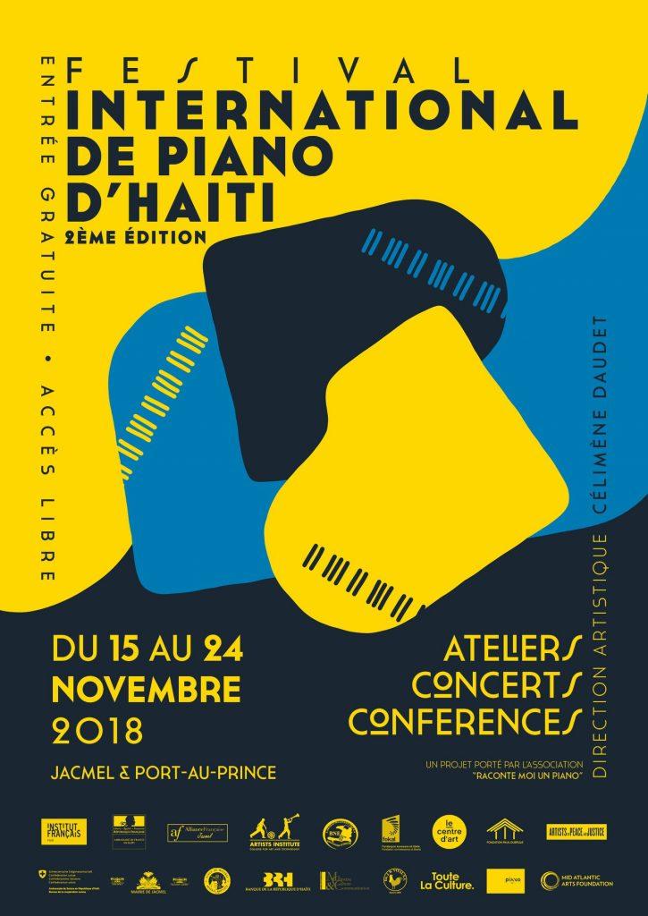 Entretien avec Célimène Daudet pour le Haiti Piano Project