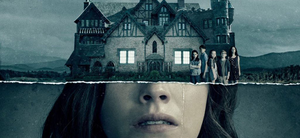 The Haunting of Hill House : bouleversante série horrifique sur le deuil.