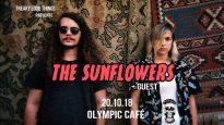 The Sunflowers: Quand la fine fleur du rock psyché d'Europe toque à la porte