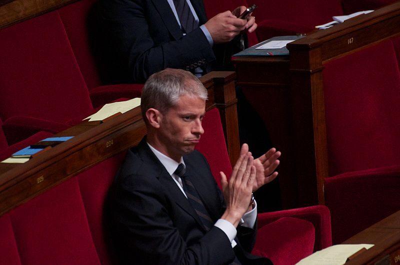 Franck Riester prend le Ministère de la Culture