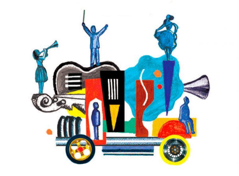 Les Concerts de poche: l'orchestre du lien social!