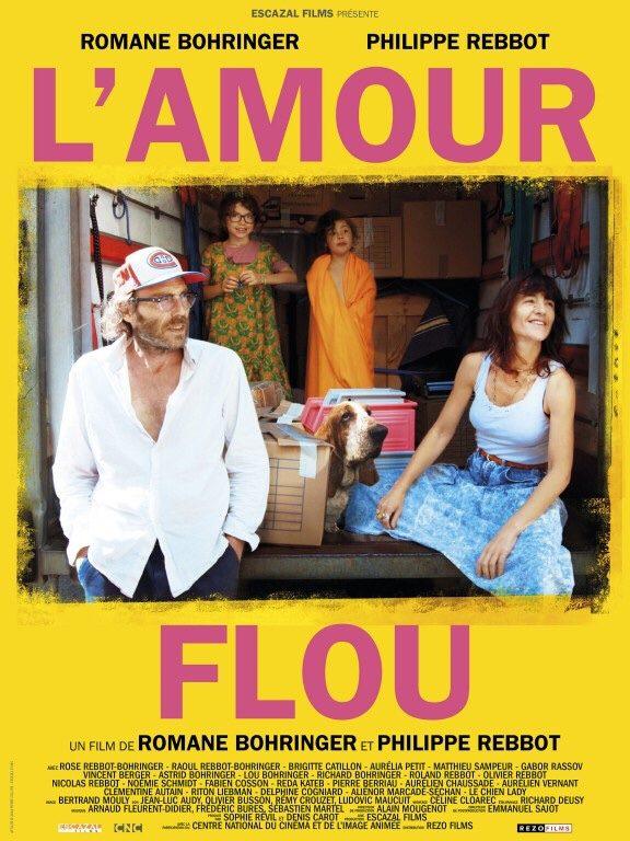 «L'Amour flou», un beau film sur la fin sans fin par Romane Bohringer et Philippe Rebbot