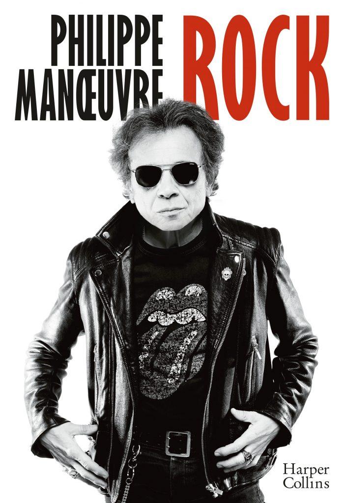 «Rock», l'autobiographie chaleureuse de Philippe Manœuvre