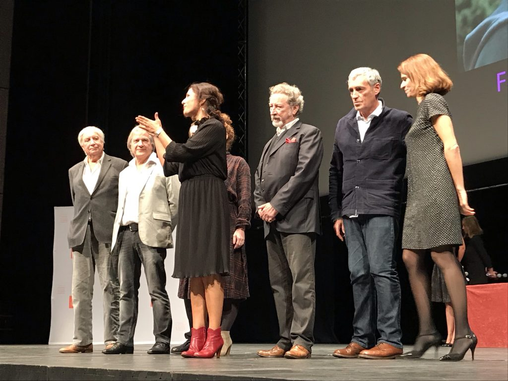 Cinemed 2018 : Fiore Gemello remporte l'Antigone dor