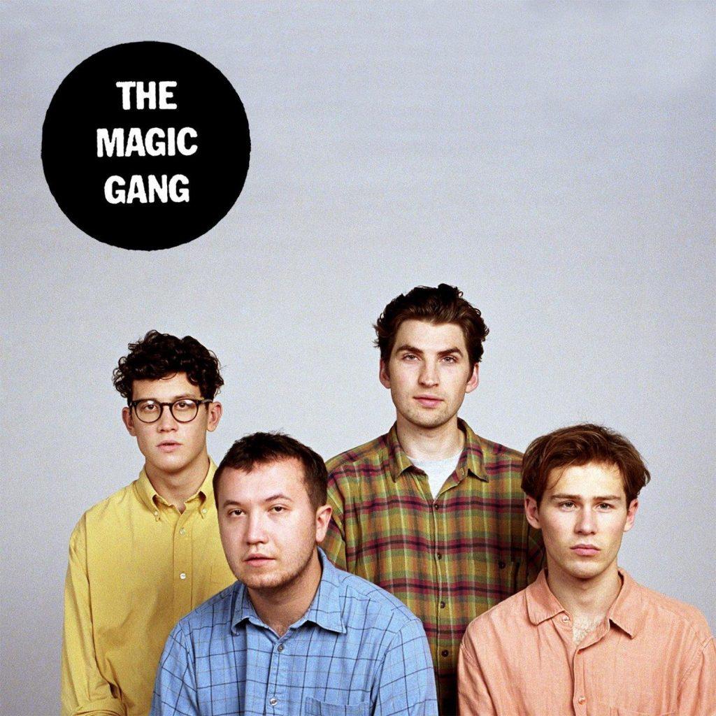 Interview avec les deux guitaristes du Magic Gang