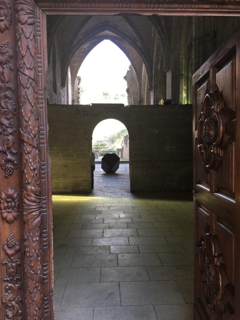La Chartreuse de Villeneuve Lez Avignon repense l'architecture
