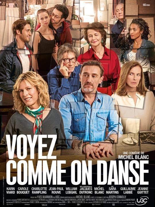 Gagnez 10×2 places pour Voyez comme on danse de Michel Blanc