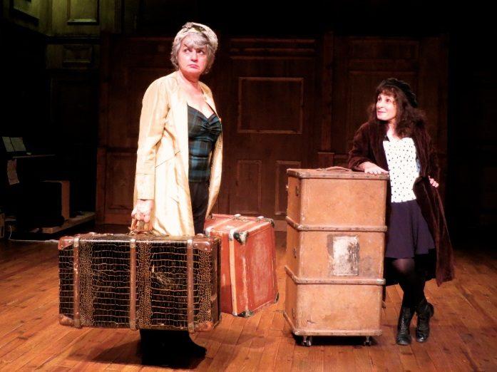 La magie joyeuse de «L'Envers du Music-Hall» d'après Colette à la Huchette