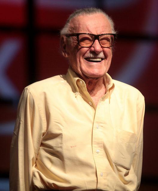 Stan Lee, le papa de Spider Man, s'est éteint hier
