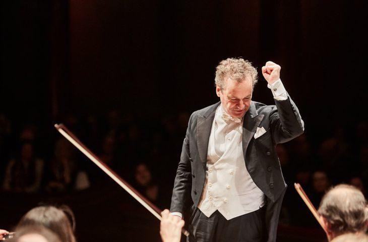 A Genève, l'Orchestre de la Suisse romande a cent ans cette semaine. Célébrations