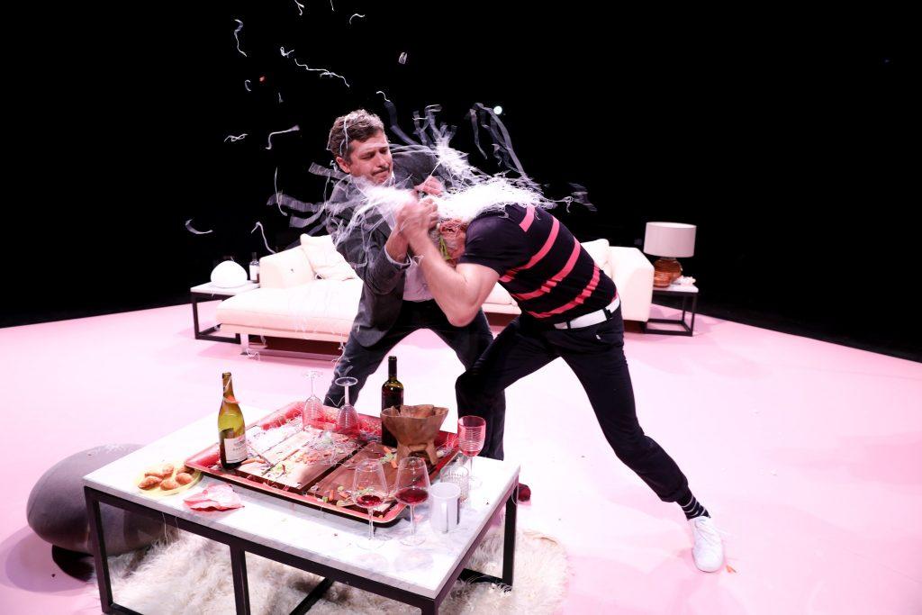 Stück Plastik, une géniale création dans le cadre des Théâtrales Charles Dullin 2018