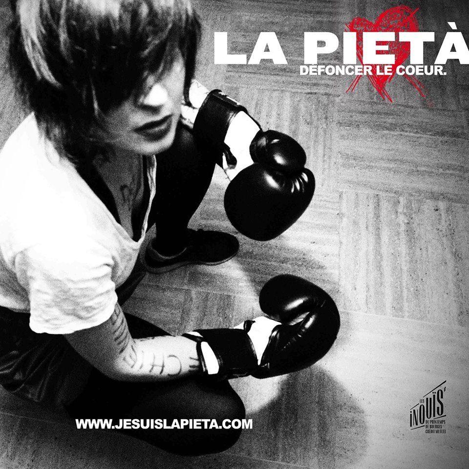 Interview avec La Pietà, un projet électro-rock.