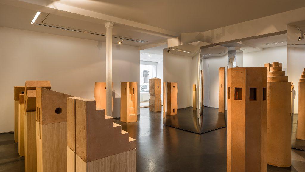 Adama, exposition de Dani Karavan : une œuvre entre sculpture, architecture et paysage