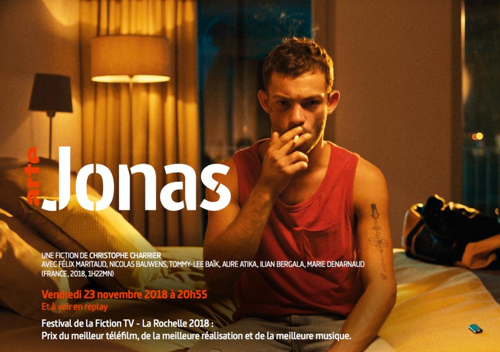 «Jonas», de Christophe Charrier