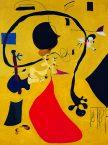 Intérieur hollandais (III) 1928 huile sur toile ; 130 x 97 cm États-Unis, New York The Metropolitan Museum of Art legs de Florene M. Schoenborn, 1995 © Successió Miró / Adagp, Paris 2018 Photo The Metropolitan Museum of Art, dist. Rmn-Grand Palais / Malcom Varon