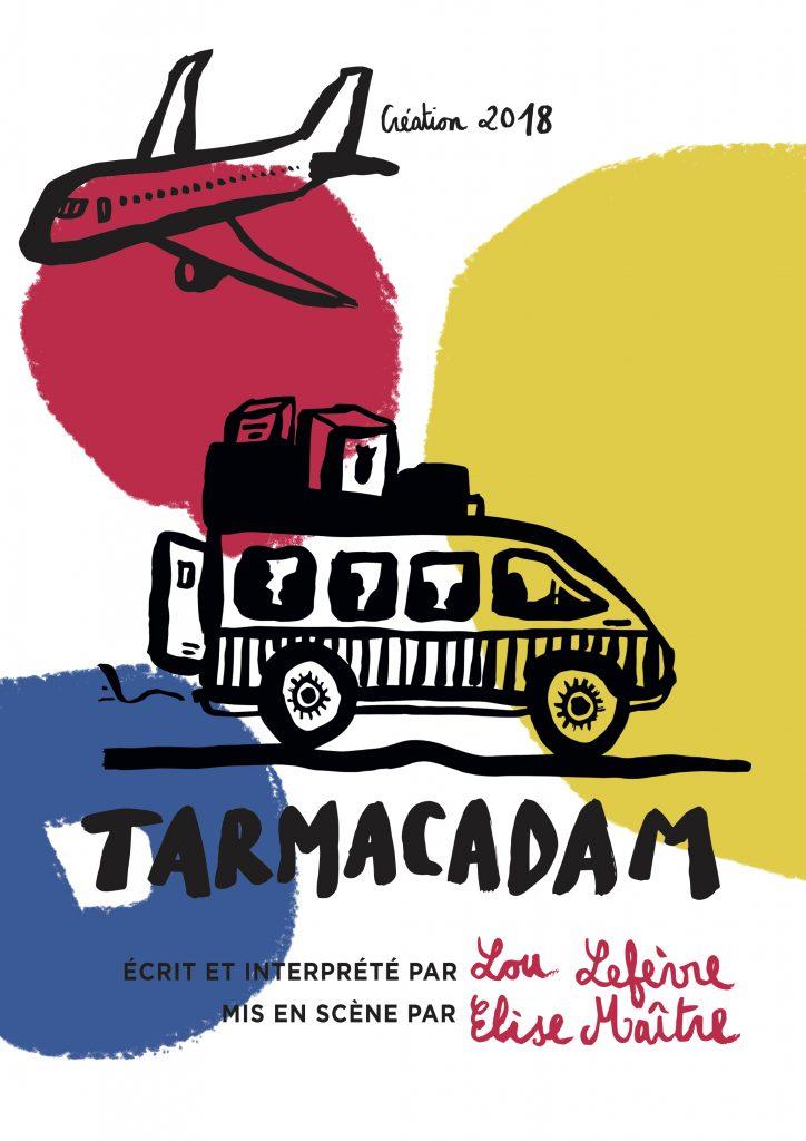 « Tarmacadam », l'incroyable voyage de la petite Lou en Afrique