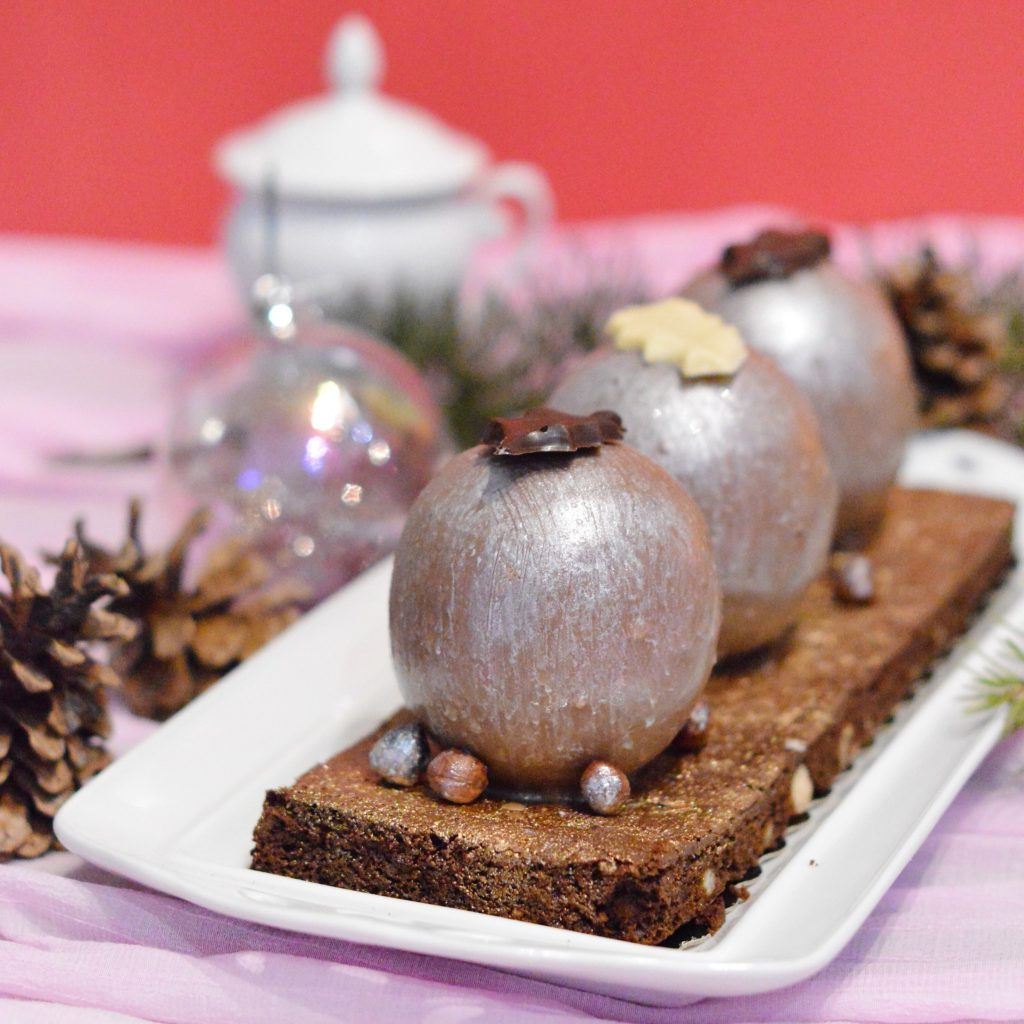 Un avant goût de Noël chez Jo and Nana Cakes