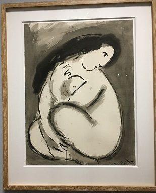 L'hôtel de Caumont expose la part sombre de Chagall