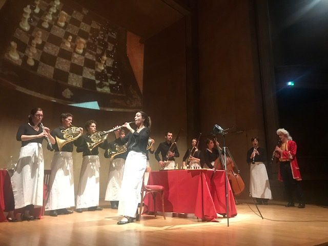 Mozart VS Stadler, la Grande Partie au Centre de Musique de Chambre de Paris