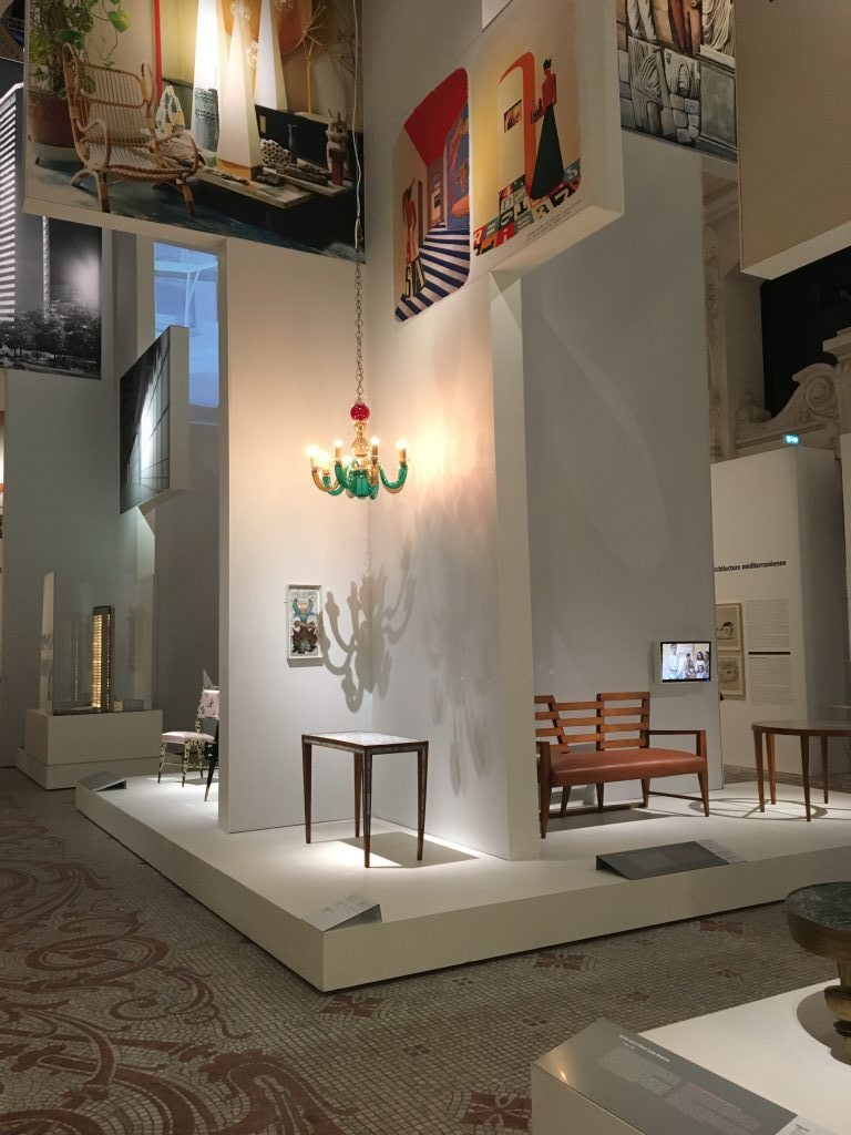 Un peintre converti à l'architecture : Gio Ponti au MAD