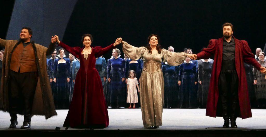 Anna Bolena perd la tête avec panache à l'Opéra de Bordeaux