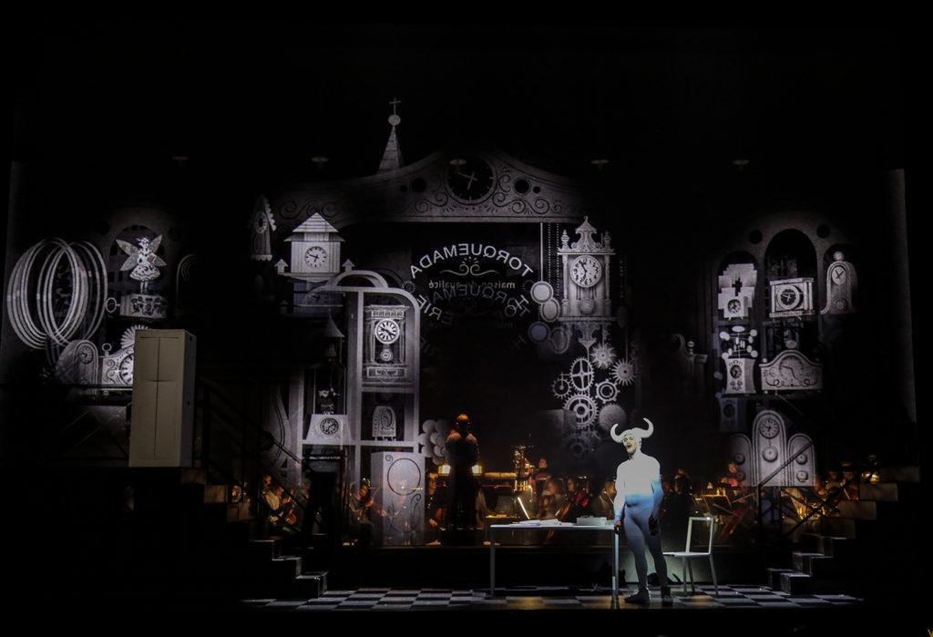 Ravel enchanté façon cinéma muet à Lyon