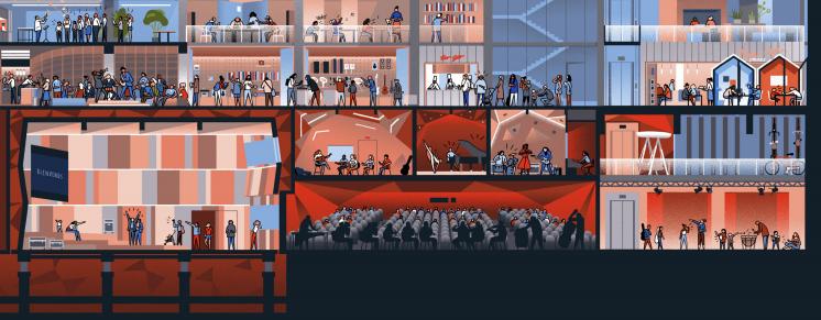MurMure à l'oreille du XIème arrondissement — un projet de factory musicale
