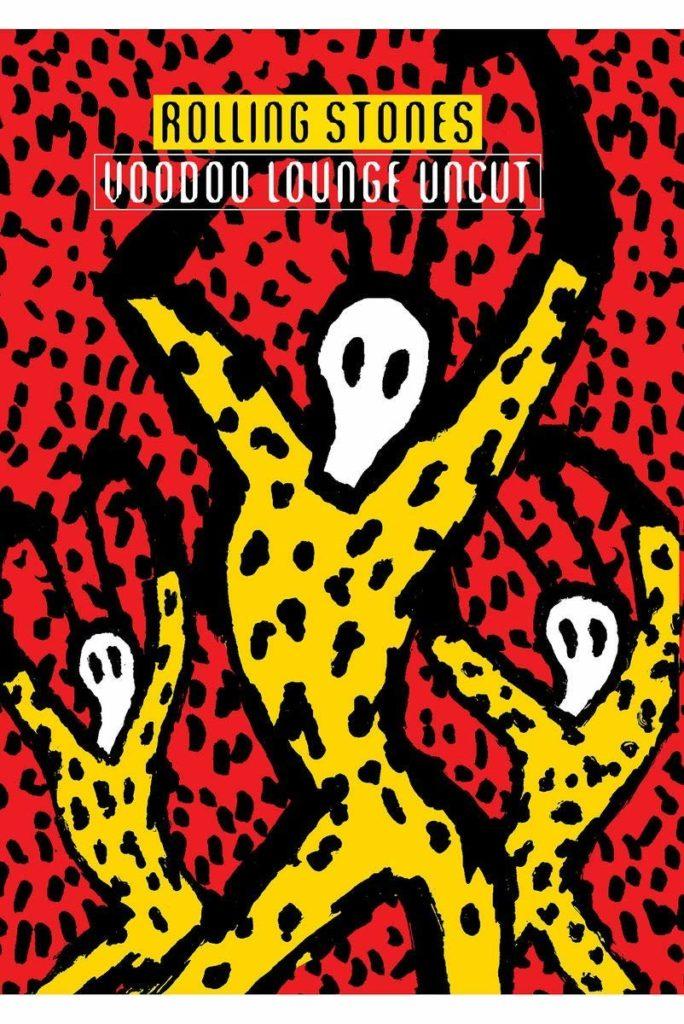 «Rolling Stones Voodoo Lounge Uncut» :  les images restaurées du concert donné à Miami 25 novembre 1994 !