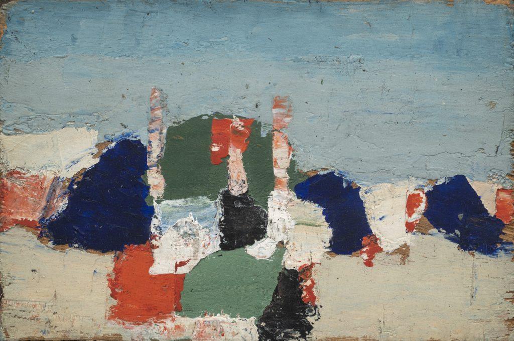 Les russes à Paris 1925-1955 à la galerie Jeanne Bucher Jaeger