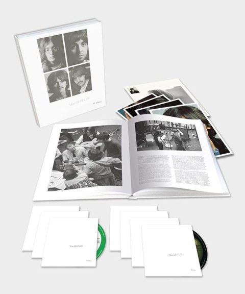 The Beatles («White Album») : le chef-d'oeuvre des Beatles a 50 ans !