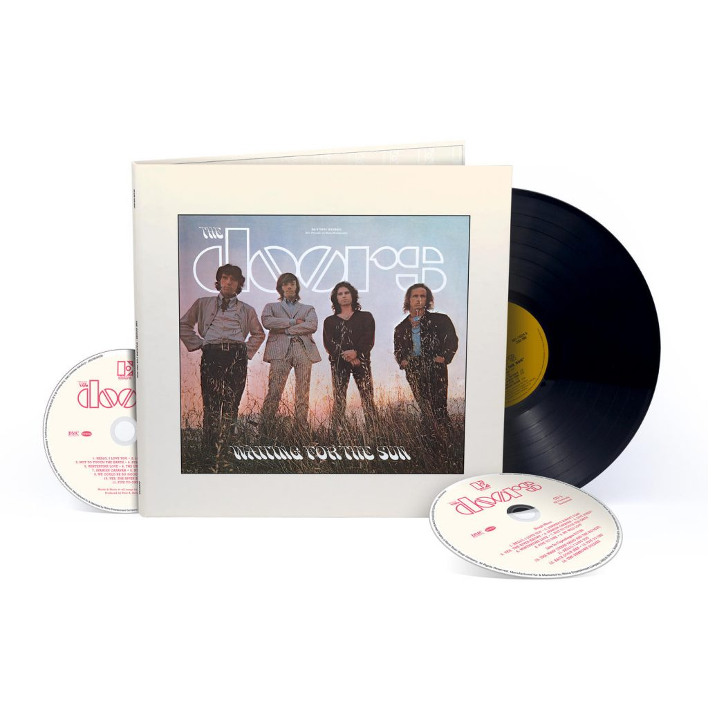 The Doors « Waiting For The Sun  » : Le mythique quatuor californien des 70's souffle les 50 bougies de la sortie de son troisième album studio !