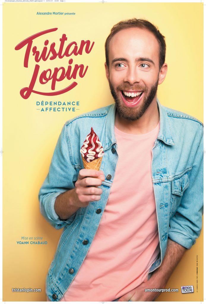 Tristan Lopin donne tout au Théâtre Trévise