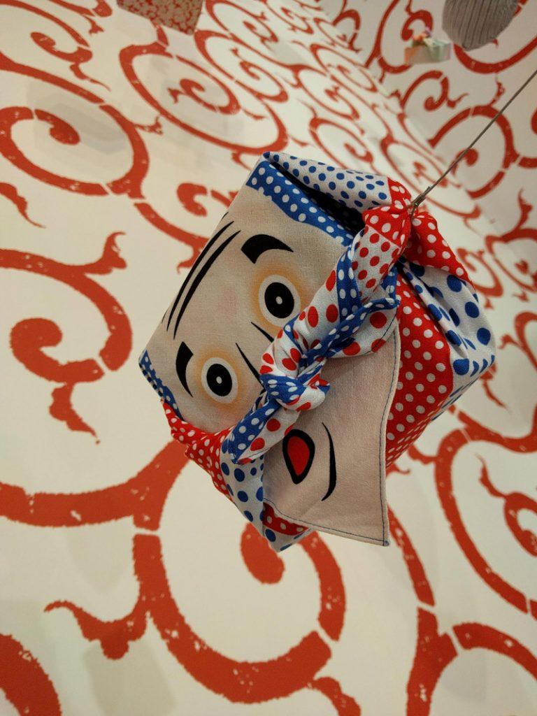 «Furoshiki Paris», cadeau de Noël avant l'heure
