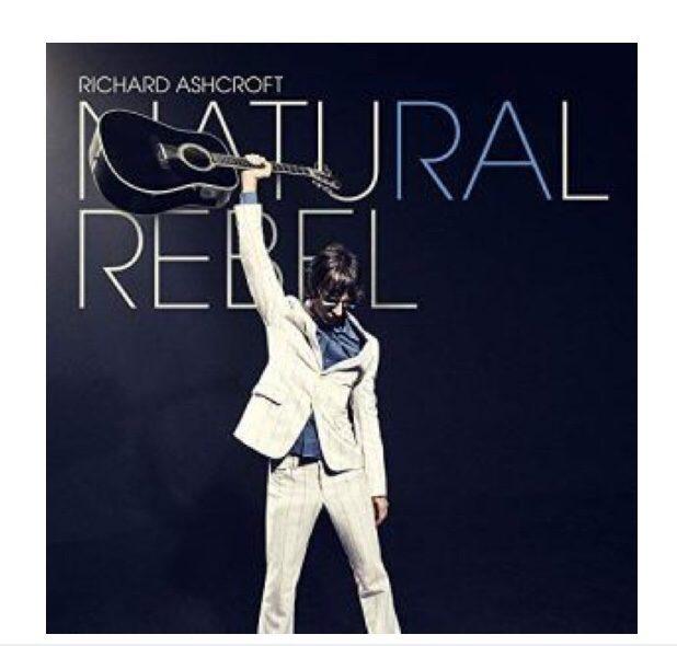 Richard Ashcroft, Natural Rebel : L'ancien leader de The Verve retourne aux fondamentaux de la pop folk.