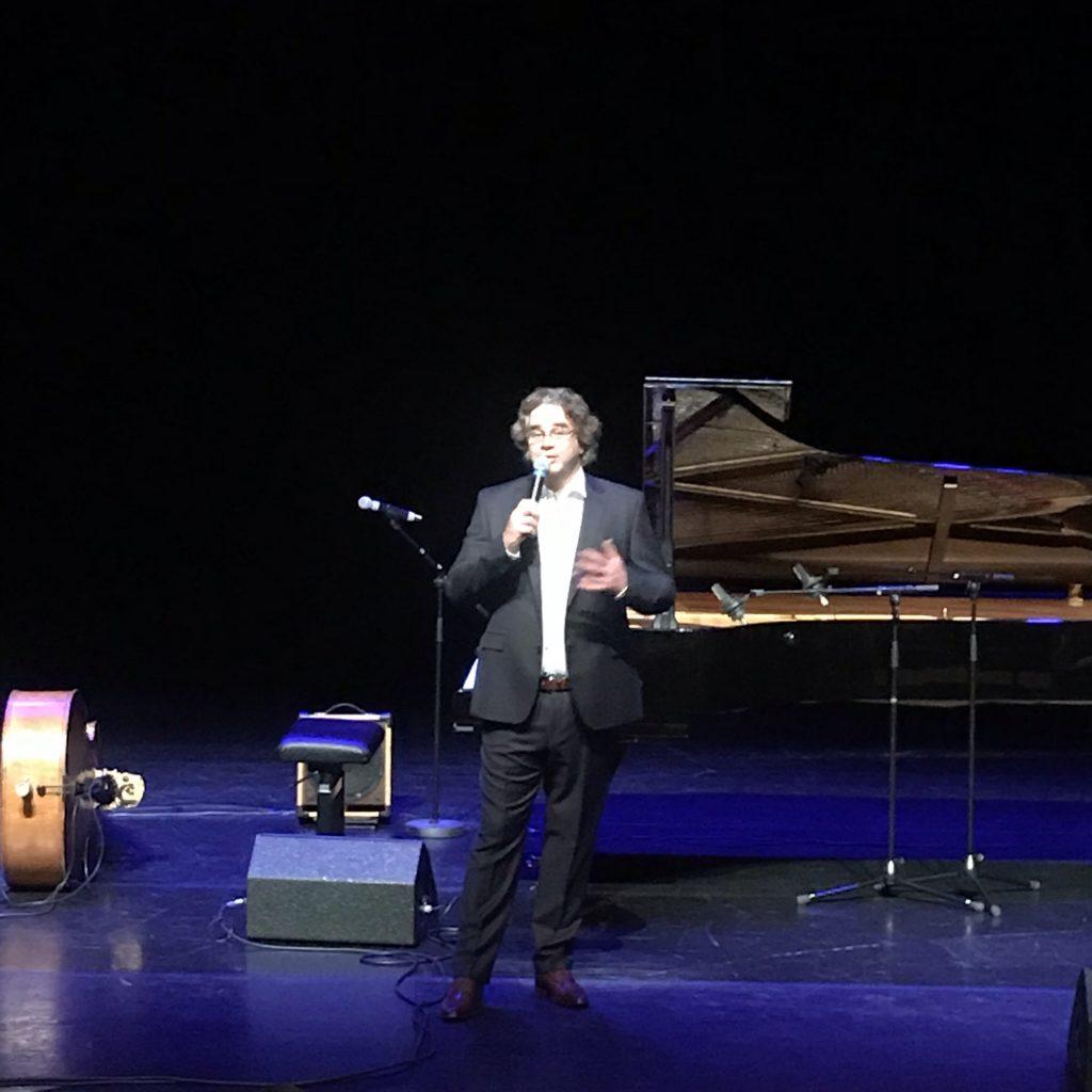 La légende d'automne José van Dam chante Brel, Gardel et Aznavour