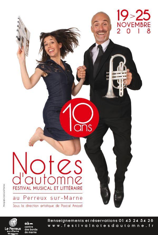 Pascal Amoyel, pianiste, directeur du Festival Notes d'Automne : «La seule chose qui nous prive d'être dans la créativité est la volonté de se référer à tout prix à des codes»