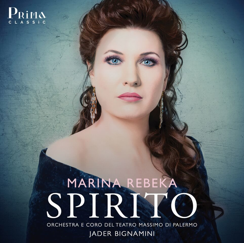 Spirito, l'album de Marina Rebeka glorifie les femmes fortes