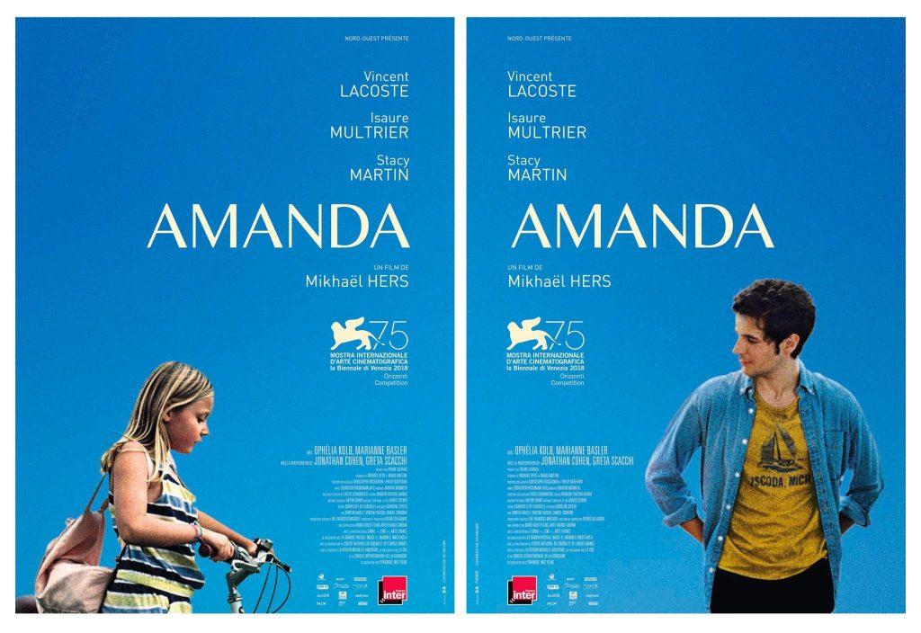 Amanda : un troisième long métrage captivant et poétique pour Mikhaël Hers
