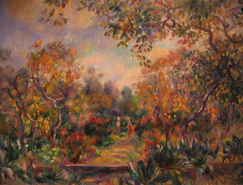Un tableau de Renoir volé à Vienne