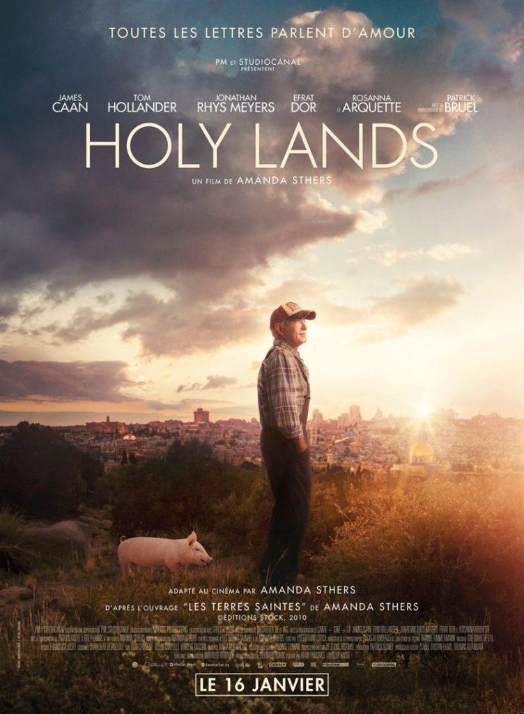 « Holy Lands », bromance en Terre sacrée
