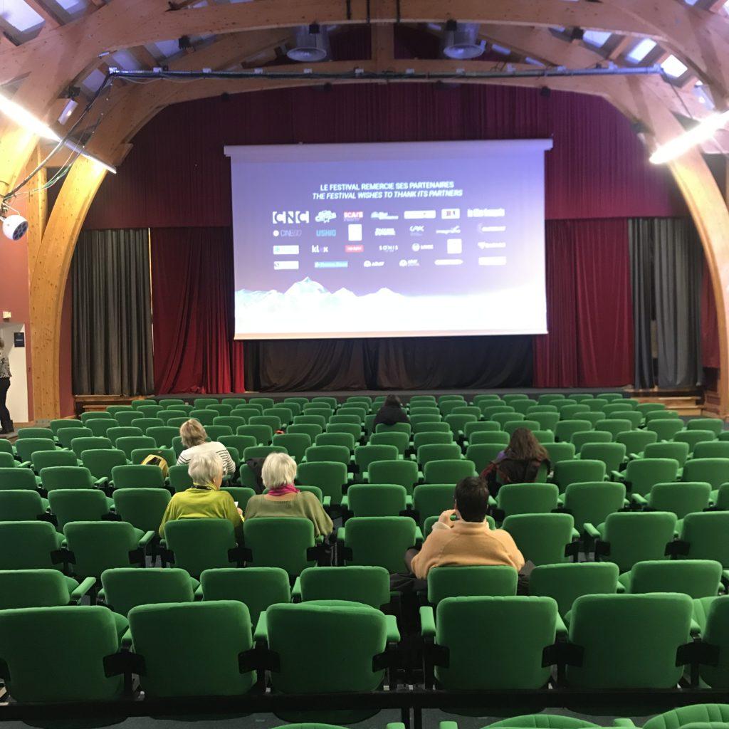 Prêtres corrompus et robes glaçantes au Festival du film européen des arcs (jour 3)