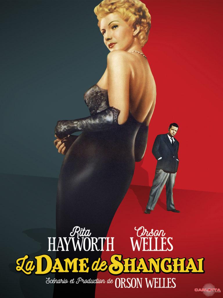 Revoir «La Dame de Shanghaï» d'Orson Welles