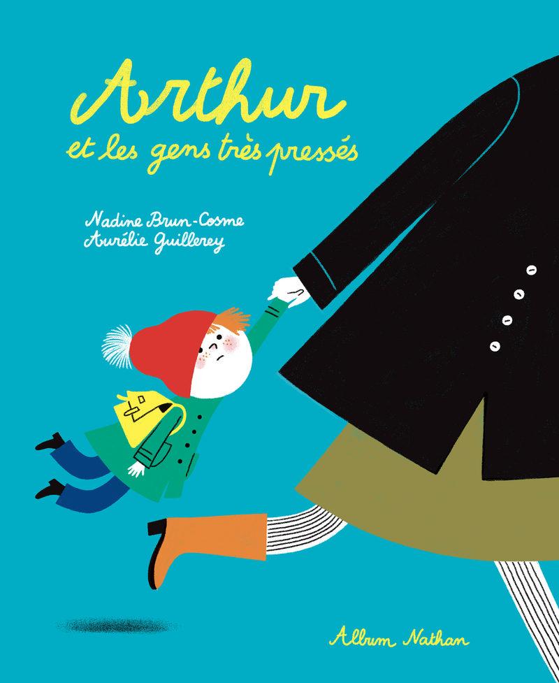 «Arthur et les gens très préssés», la BD qui demande à la vie de prendre le temps